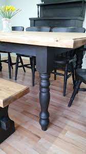 chalk paint farmhouse table lovely annie sloan piece shared with us by michelle tucker who also