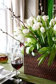 Dining Room Flower Arrangements Decorating Ideas Entrancing Picture Of Accessories For Table