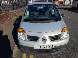 2005 05 reg renault modus 1 5 dci authentique 5dr hatchback