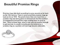 promise rings for meaning promise rings