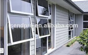 Aluminum Awning Windows Chain Drive Window Aluminum Awning Window Aluminum Double Glazing