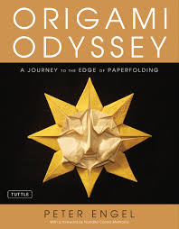 Book Paper Folding - origami odyssey a journey to the edge of paperfolding includes