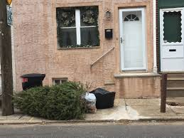 recycle your christmas tree in philly this weekend