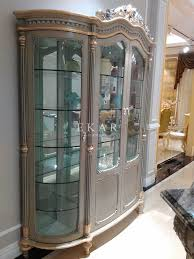 dining room glass cabinet room side cabinet wine cabinet sideboard modern glass two doors