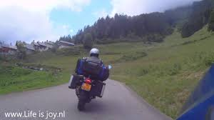 theo on a bmw r1200gs in french italian alps youtube