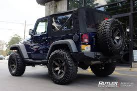toy jeep wrangler 4 door jeep wrangler with 17in fuel beast wheels jeep pinterest