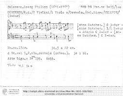 Examples Of An Autobiography Essay Concerto à 4 Twv 43 D4 Telemann Georg Philipp Imslp Petrucci