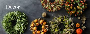 Harvest Decorations For The Home Thanksgiving Decor Williams Sonoma