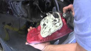 audi a6 fog light bulb how to remove your tail light replace bulbs audi a3 2005 2008