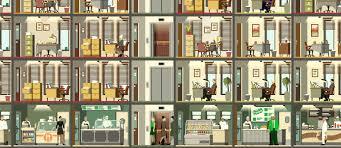 project highrise skyscraper business sim