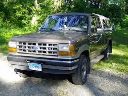 1989 ford ranger xlt 4x4 the pig 1989 ford ranger xlt 4x4