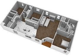 3d floor plan anderson house ch factory expo home centers