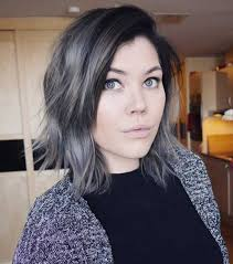 black grey hair these days most popular short grey hair ideas short hairstyles