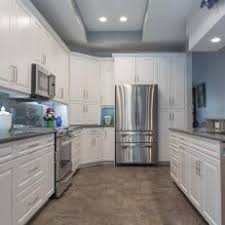 gray countertops with white cabinets photos hgtv