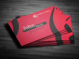 Photoshop Template Business Card Professional Looking Photoshop Business Card Template Ideas