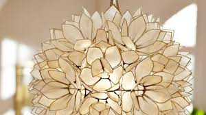 Capiz Light Pendant Beautiful Shell Pendant Light Capiz Pendants And