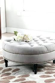 Tufted Coffee Table Tufted Coffee Table Ottoman Etechconsulting Co