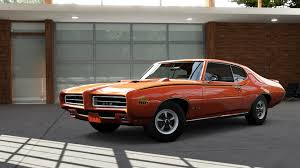 Pontiac Gto Pictures Forza Motorsport 5 Cars