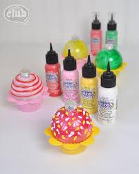 cupcake ornament tutorial club chica circle where