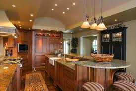 two level kitchen island designs walnut wood colonial windham door two level kitchen island