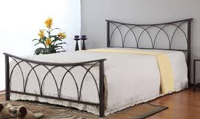henley black double bed frame beautiful and great value black