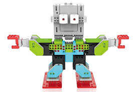 Build A Toy Box Kit by Build Program And Share With The Jimu Robot Meebot Kit The Toy
