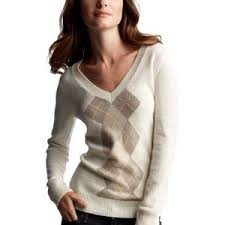 fitted sweater womens fitted argyle v neck sweater v neck sweater