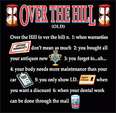 Over The Hill Meme - cool over the hill meme granny mountain happy birthday ken kayak