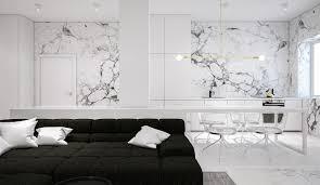 kitchen exquisite monochrome kitchen speckled nice marble