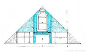 attic area drawings u0026 designs for room remodels marilyn fenn decor