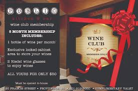 gift of the month clubs kitchen bar providence ri wine club join today or