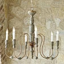 Real Candle Chandelier Verona Chandelier Ballard Designs