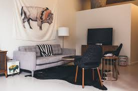 get the look minimal modern u0026 affordable apartment therapy