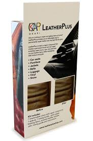 How To Repair Leather Chair Tear Amazon Com Leatherplus Leather And Vinyl Repair And Restoration