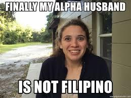 Natalie Meme - finally my alpha husband is not filipino alpha natalie meme