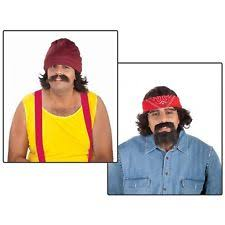 Cheech Chong Halloween Costumes Forum Halloween Costume Wigs U0026 Hair Ebay