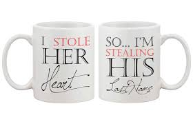 amazon com i stole her heart so i u0027m stealing his last name