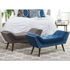 bedroom liberty furniture upholstered inspirations and blue bench