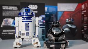 sphero s new r2 d2 robot feels like the real thing cnet