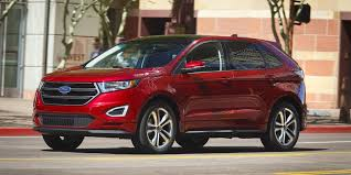nissan murano vs ford escape 2015 ford edge asserts itself between escape explorer