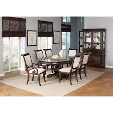 coaster furniture 104114 harris dining buffet with hutch