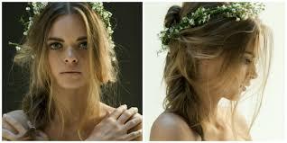 haircut ideas for long hair how to create a flower wreath hair piece my view on fashinating