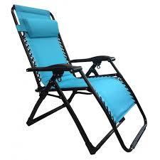 sedia sdraio giardino poltrona sedia sdraio pieghevole celeste reclinabile lettino relax