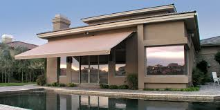 Retractable Awning For Deck Muskegon Awnings Commercial And Residential Awnings In Muskegon