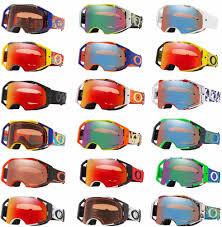 oakley new mx airbrake high 2018 oakley airbrake motocross mx goggles enduro bike prizm lens