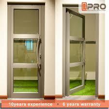 Exterior Aluminum Doors Favorite Aluminum Doors For Home With 24 Pictures Blessed Door