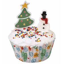 winter wonderland cupcakes wilton