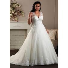 tenue de mariage grande taille robe de mariage blanche longue grande taille col v manche cape dos