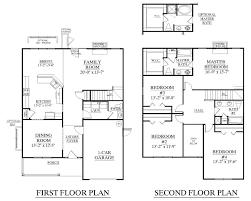 house plan 2755 woodbridge floor traditional 1 12 story car garage