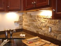 Brown Kitchen Sink Kitchen Backsplash Ideas With Oak Cabinets White Porcelain